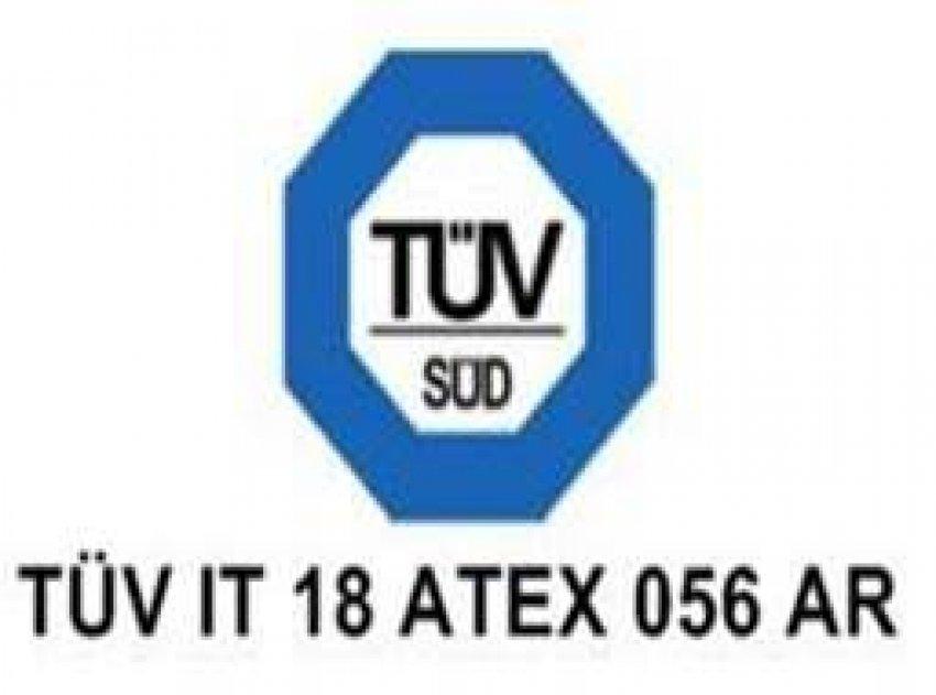 Batusan A.S. ATEX sertifikası aldı