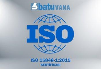 Batusan Ürünleri İçin ISO 15848-1:2015 Kaçak Emisyon Sertifikası Aldı